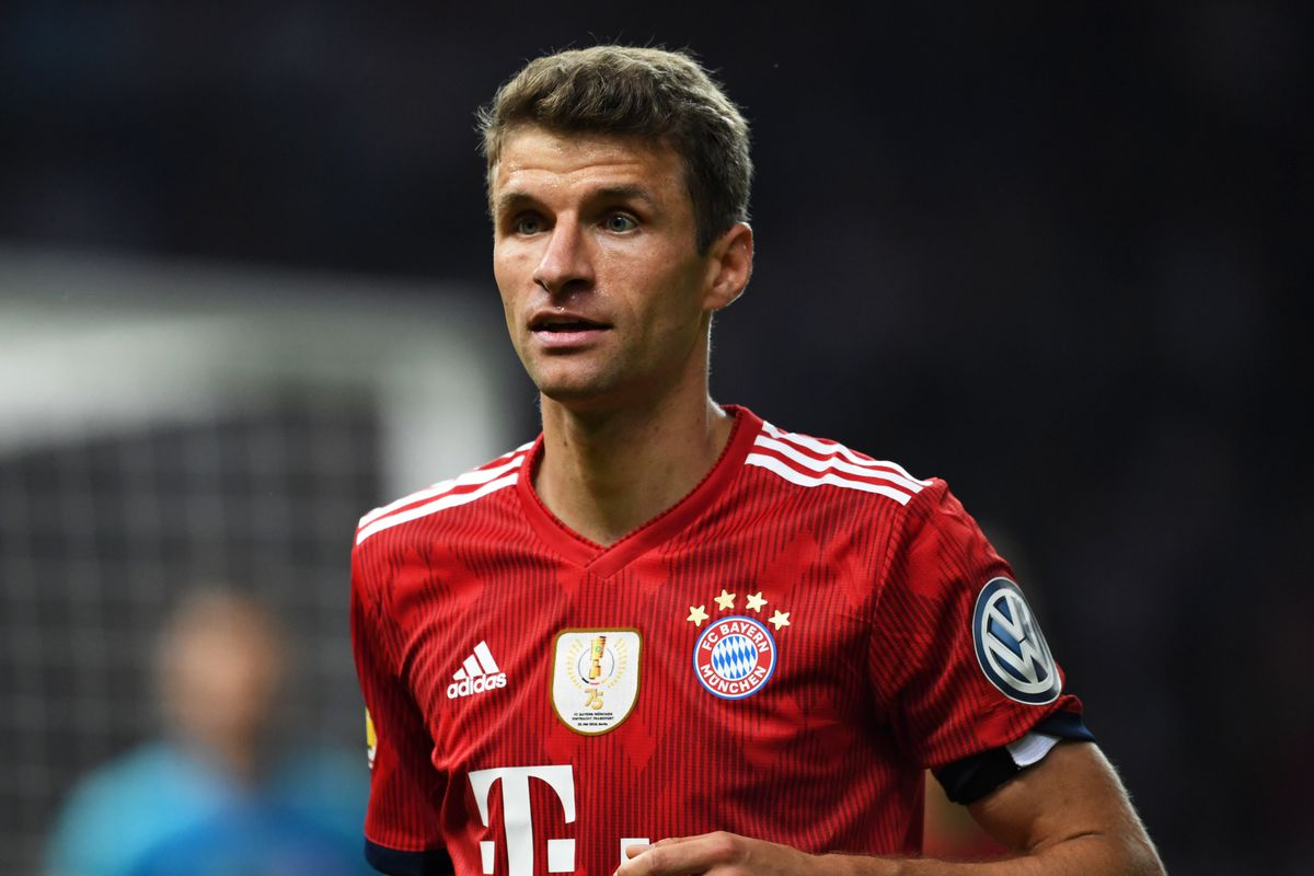 more photos 14d8e b1855 Thomas Muller on Germany's World Cup and upcoming Bayern ...