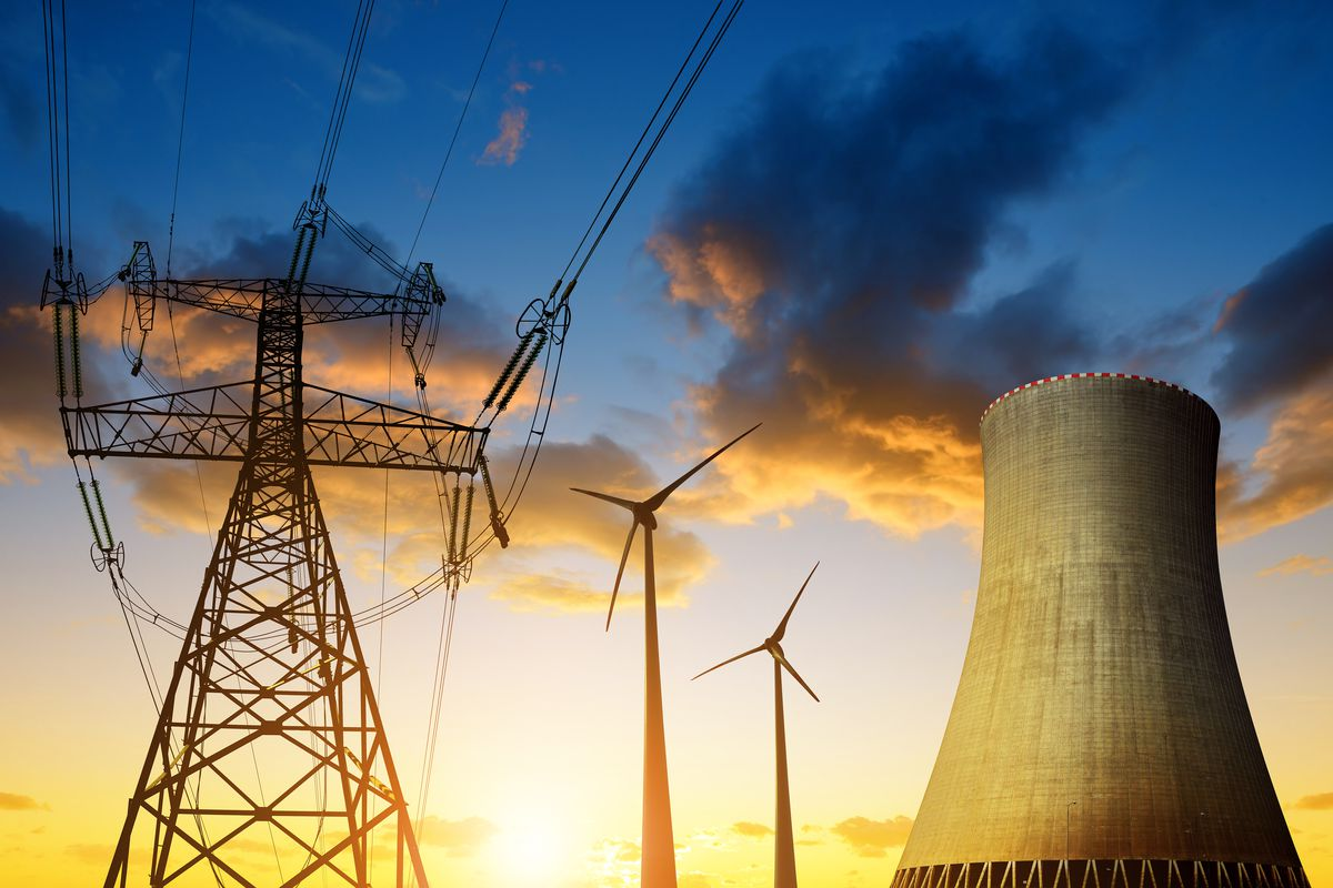 Nuclear Power And Renewables Dont Have To Be Enemies New York Just We Energies Simple Generation Diagram Hug It Out Shutterstock Consider If You Will Two Basic Facts About Clean Energy