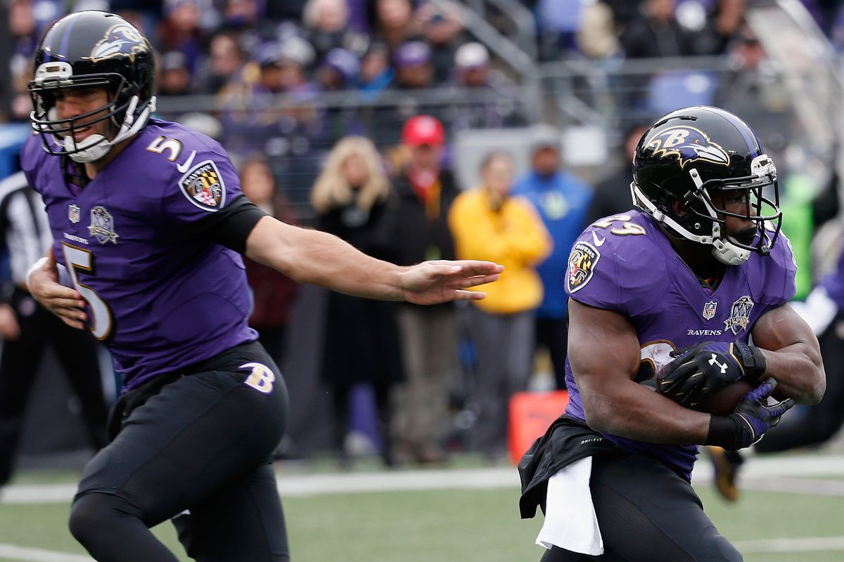 Browns Catch More Breaks As Ravens Lose Joe Flacco