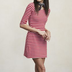 Amelie dress, $98 (also available in black and white stripes and gray)