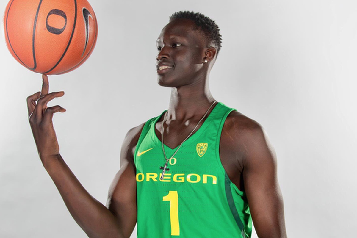 Lök Wur is Joining the Duck Basketball Family