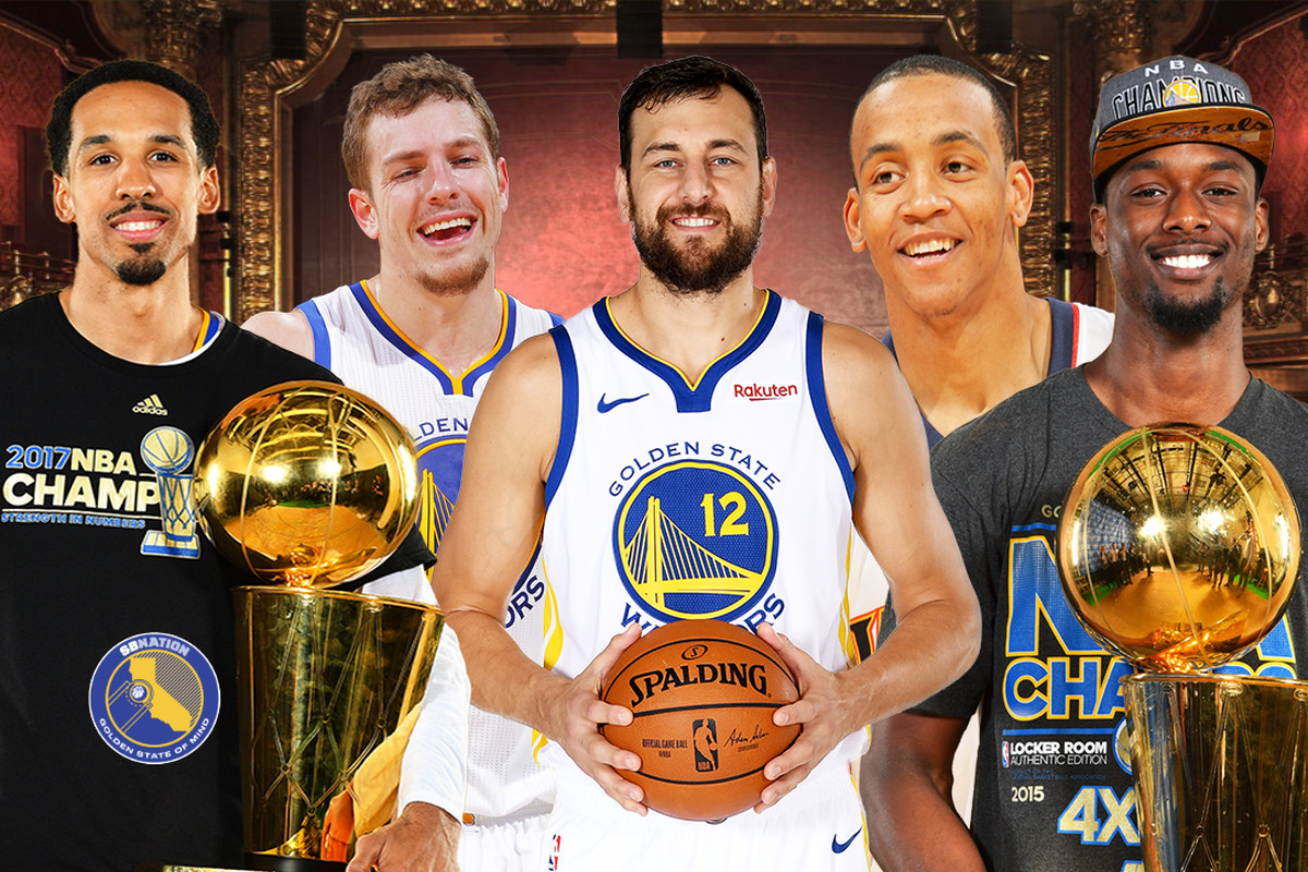 Ranking Warriors All-Decade Teams: Part II
