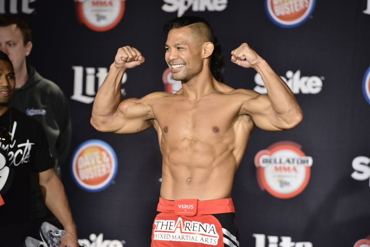 Bellator 159 results Joe Taimanglo upsets Darrion Caldwell with