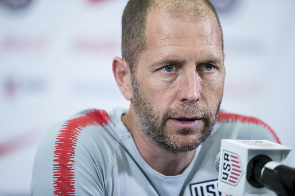 United States Men's National Team v Mexico: Training Session