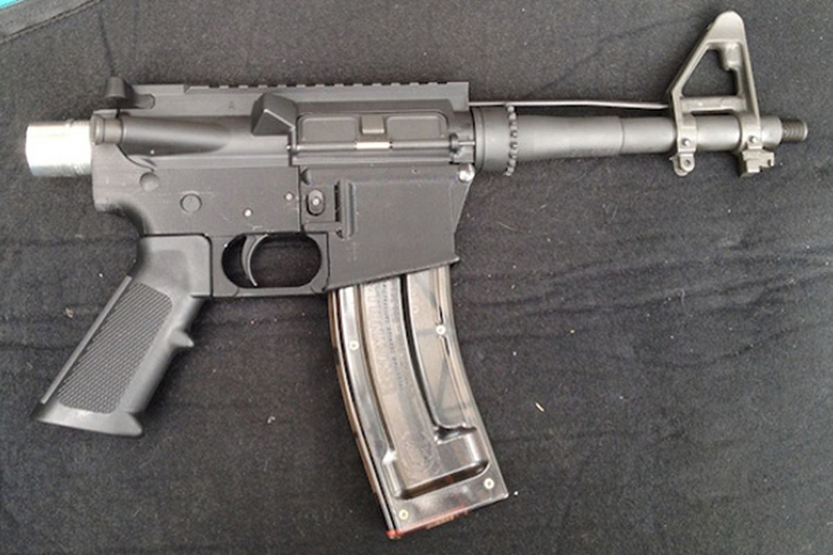 3D printed gun Wiki Weapon project