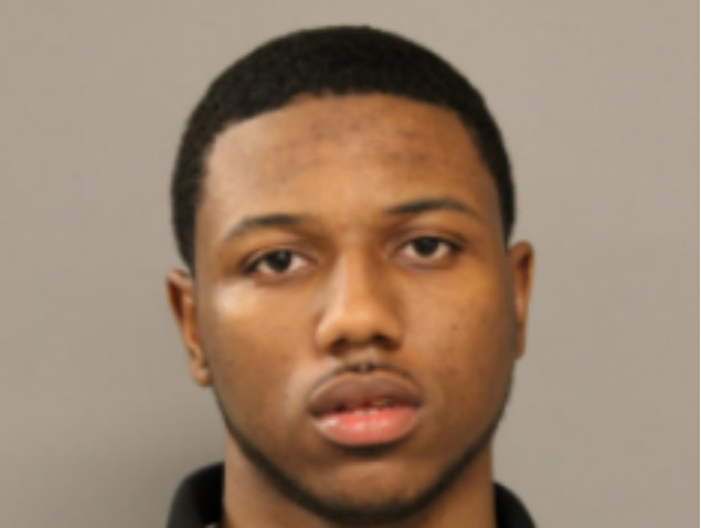 Teon Ticey.   Chicago Police Department arrest photo