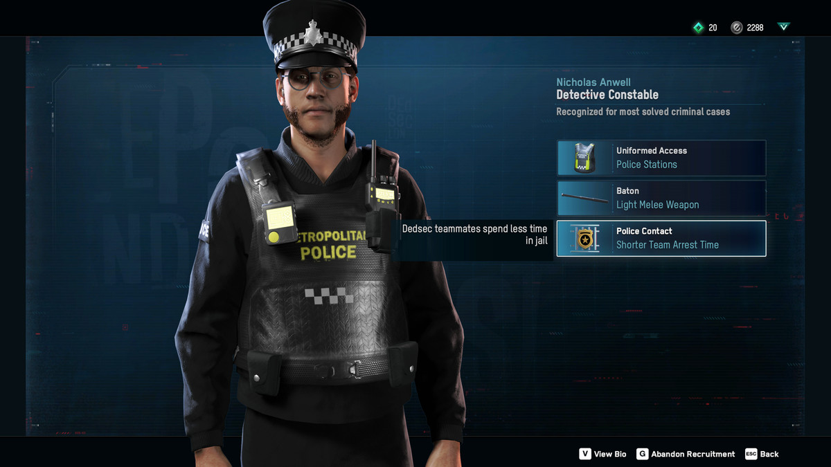 Watch Dogs: Legion guide: How to build a team