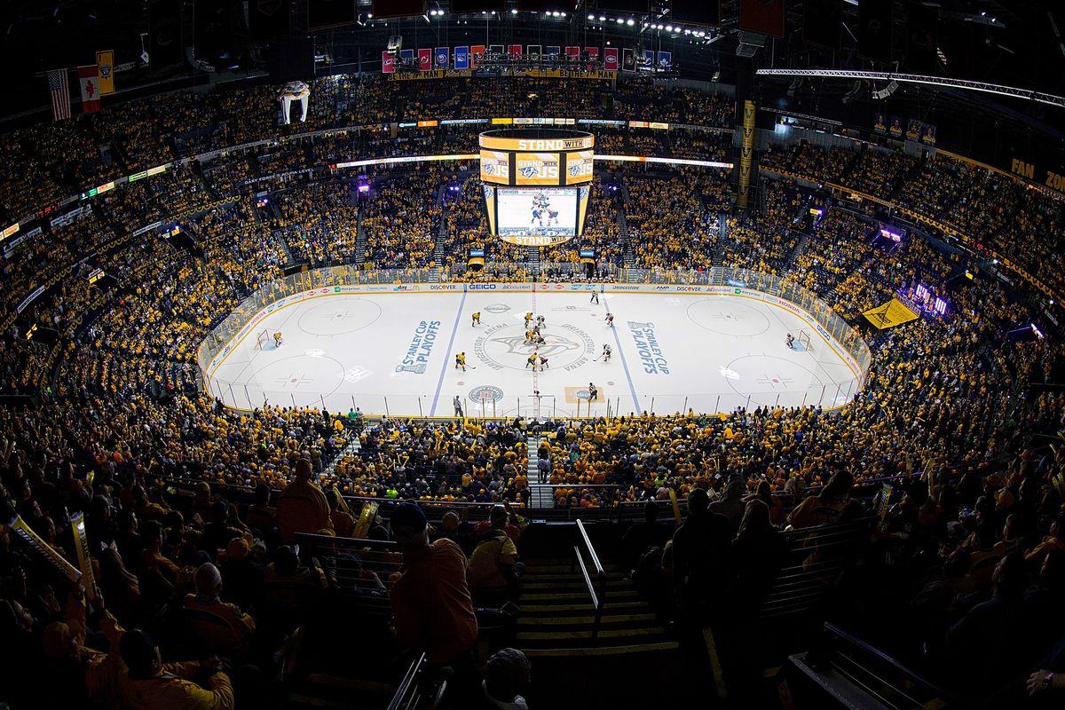 Anaheim Ducks v Nashville Predators - Game Four