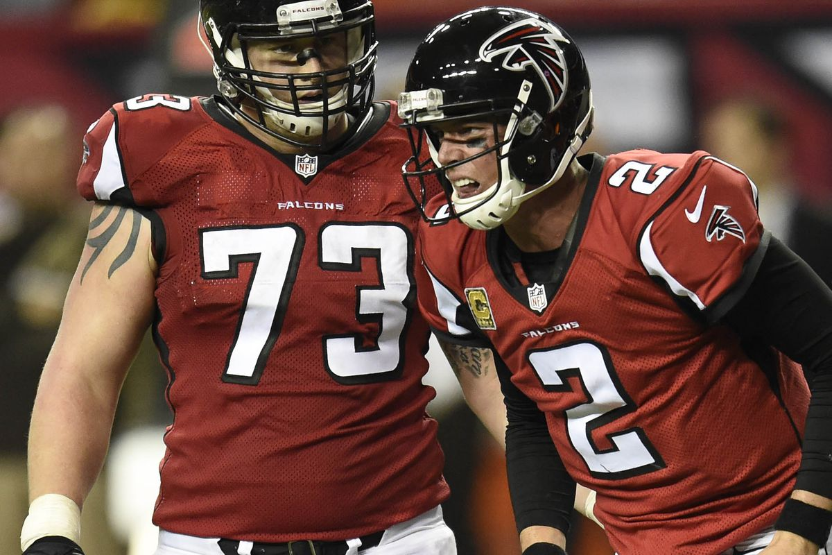 Ryan Schraeder is Falcons Secret Superstar per PFF The Falcoholic