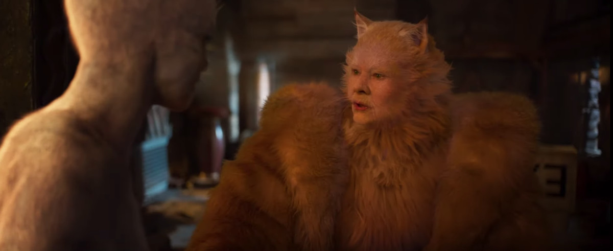 Cats trailer 2019
