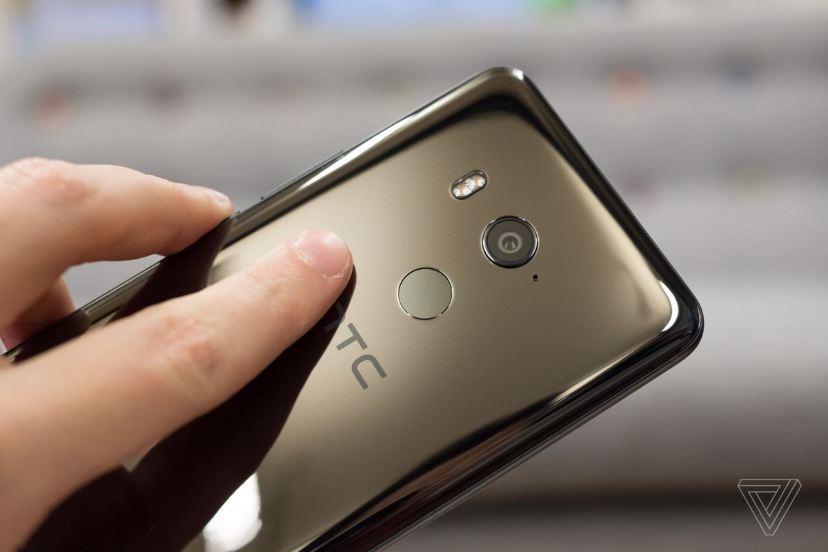 The HTC U11 Plus was originally intended to be the Google ...