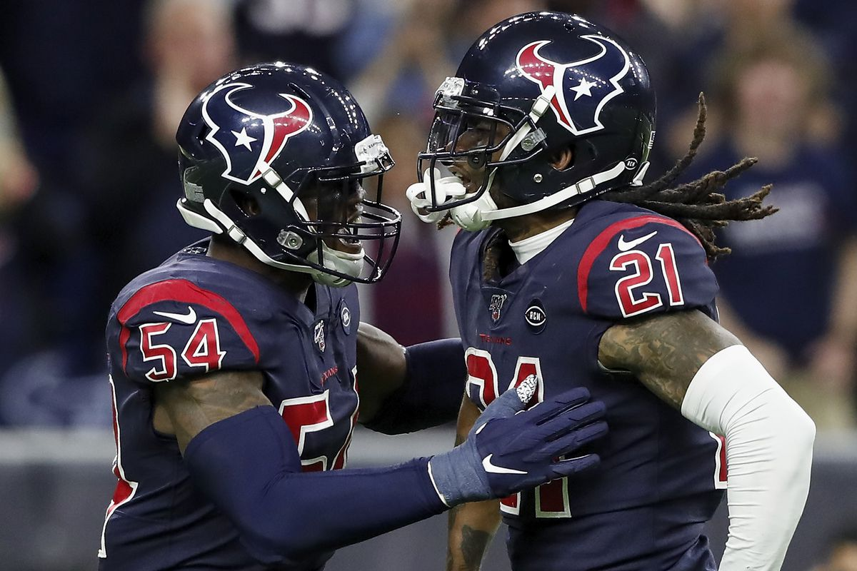 Did the Texans do enough on defense to get back to the playoffs? -  SBNation.com