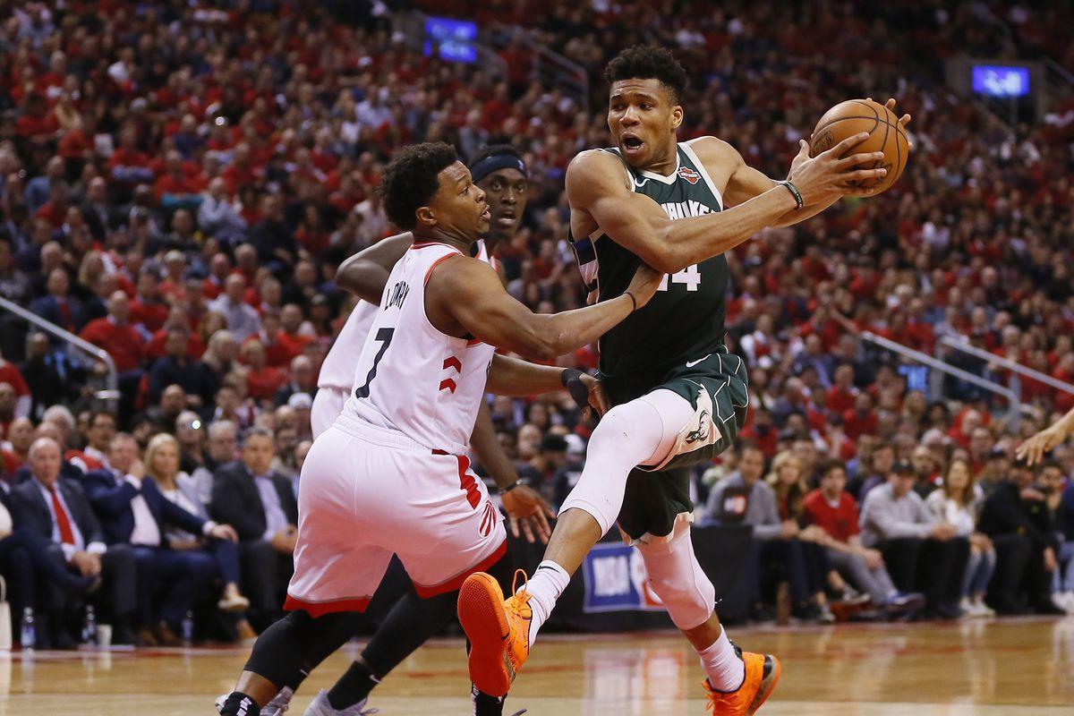 Milwaukee Bucks vs. Toronto Raptors Game Five Thread