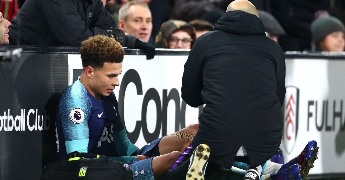 Dele Alli sustains suspected hamstring injury during Tottenham's win over Fulham - Cartilage Free Captain