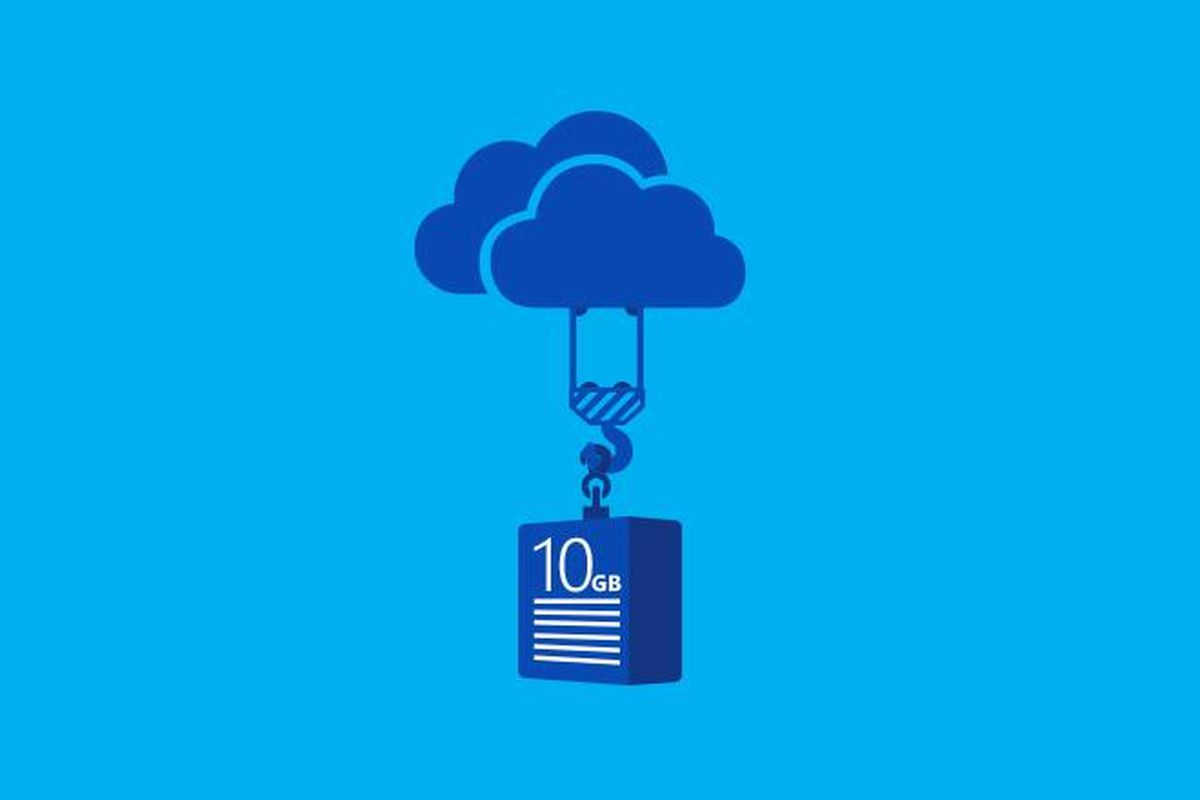 OneDrive now supports 10GB files with faster syncing and ...