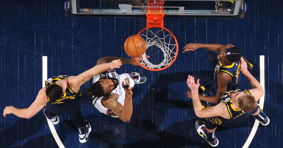 FILM STUDY: DeAndre Jordan's impact on win over Pacers