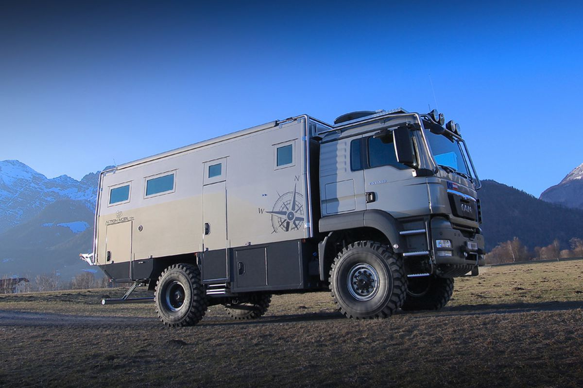 All Terrain Campers >> Burly Off Road Camper Still Boasts High End Amenities Curbed