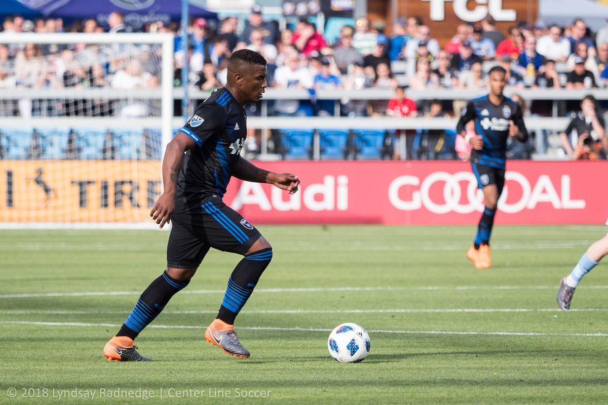 9342a8d25a0 Cummings and goings  Who starts for the suspended San Jose Earthquakes  centerback