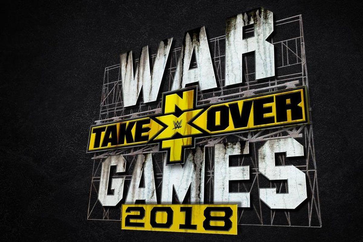 Resultado de imagen para nxt war games ii 2018