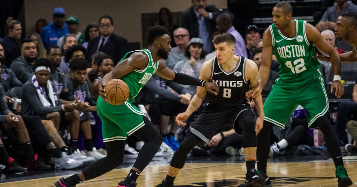Celtics Vs Kings Image: Kings Vs. Celtics Preview: A Sliver Of Redemption
