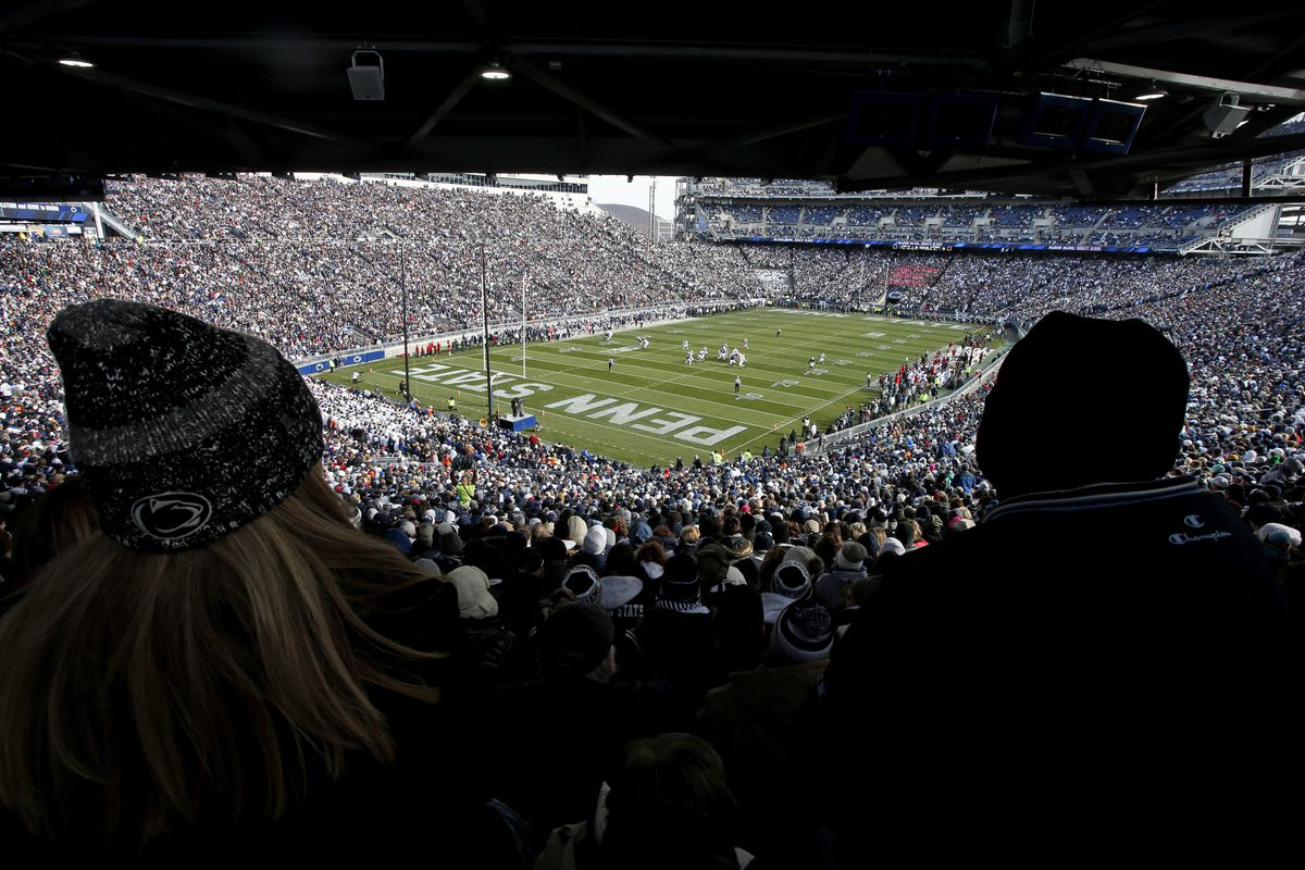Rutgers v Penn State