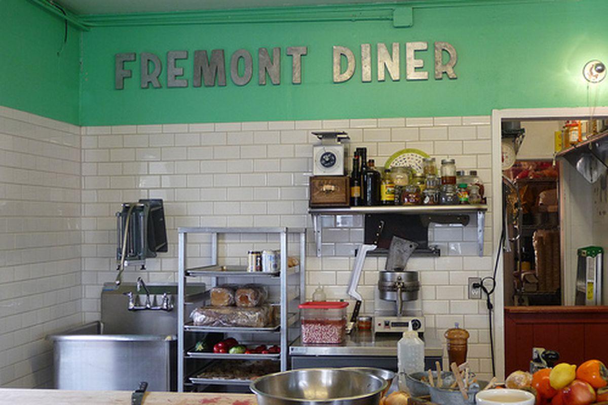 Flajnik likes the Fremont Diner.
