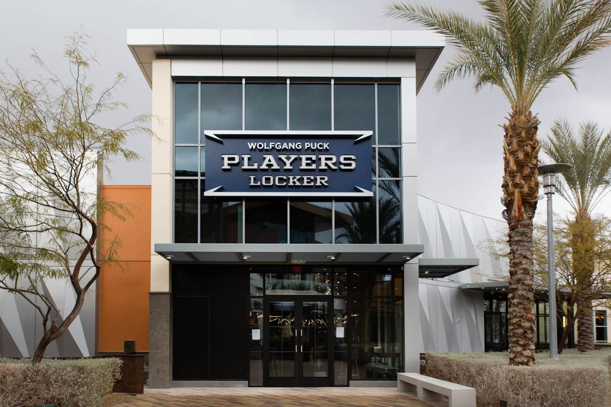 All of celebrity chef Wolfgang Puck's restaurants on the Strip closed. His new Wolfgang Puck Player's Locker in Downtown Summerlin remains open with takeout menus that rotate and grocery items.
