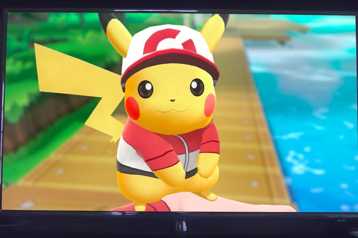 Two New Pokemon Rpgs Are Coming To The Switch This November Verge 3 Way Made Easy Pokmon Franchise Is Expanding Its Presence On Nintendo With Role Playing Games Lets Go Pikachu And