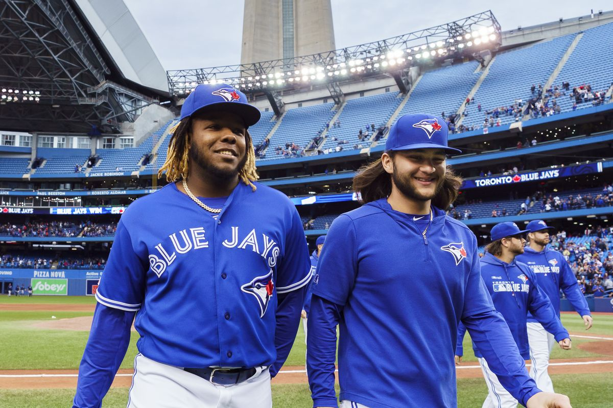 The Blue Jays will be the Yankees' biggest competition in the 2020s