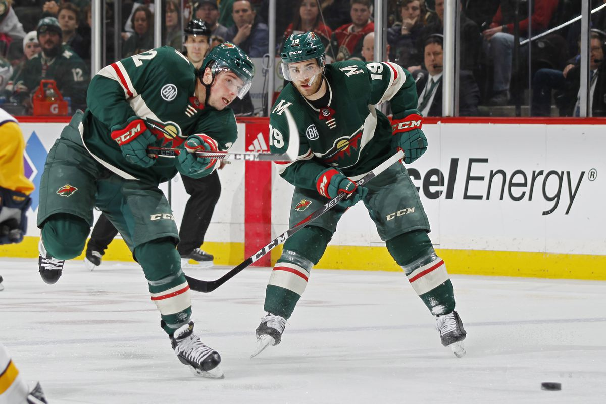 Projecting the Wild's Five-Year Outlook - Hockey Wilderness