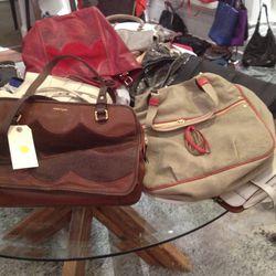 Nanette Lepore bags, $50