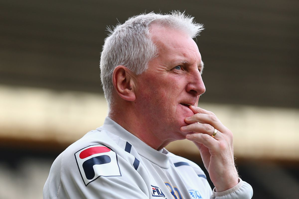 Ronnie Moore likes what he sees