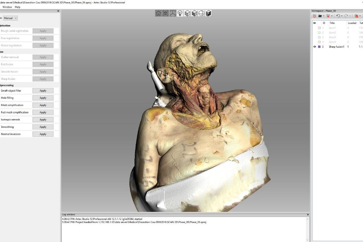 This Virtual Cadaver Could Help Solve The Medical Shortage Of Dead