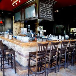 McFadden's patio bar