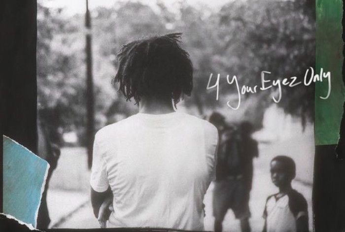 """J. Cole """"4 Your Eyez Only"""""""