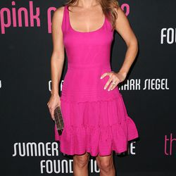 Giada De Laurentiis, who donated cookbooks for the party's gift bags