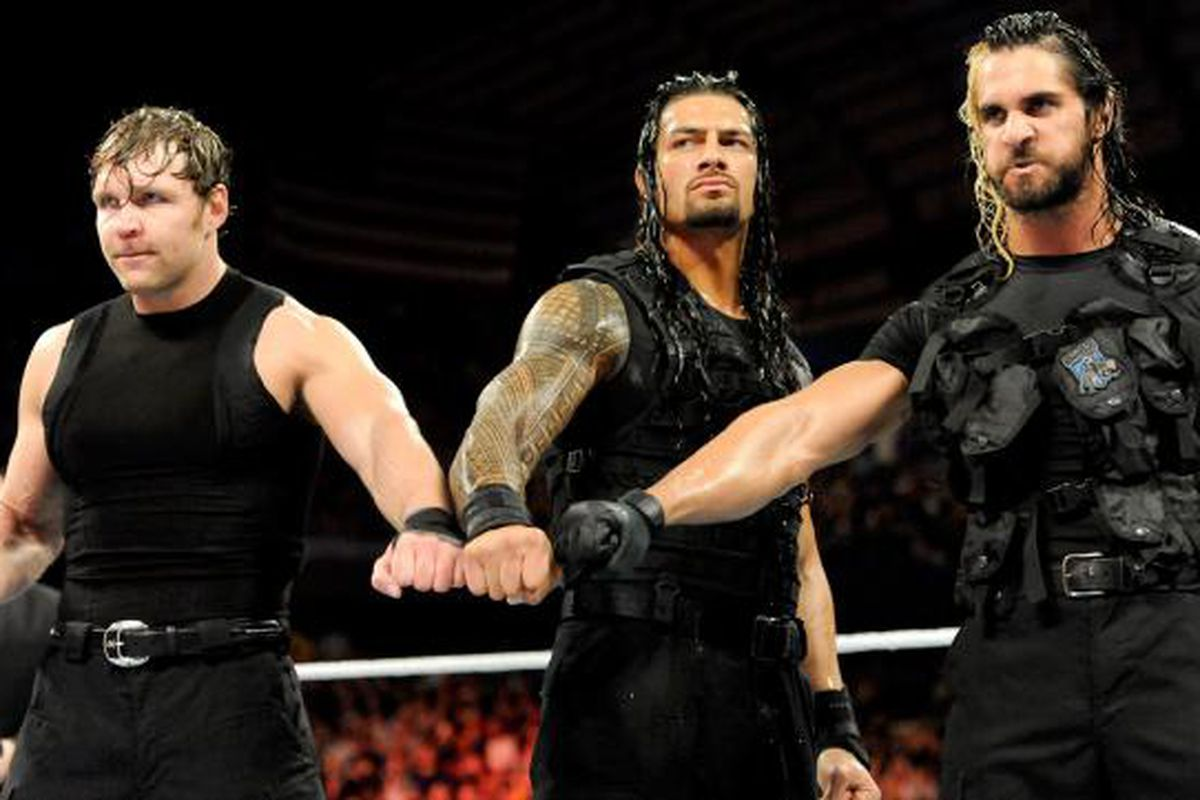 Image result for the shield wwe