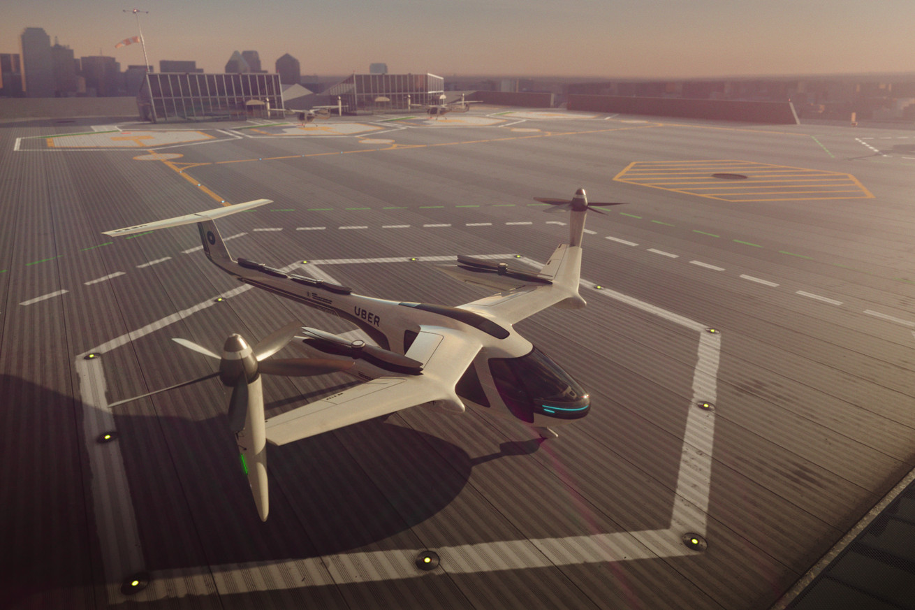uber hires tesla s lead battery expert to help power its flying car service