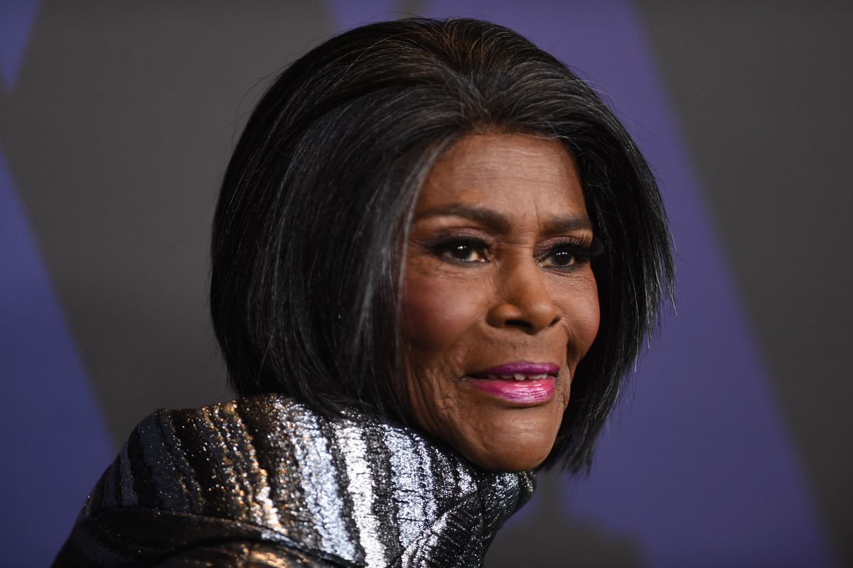 Cicely Tyson attends the 10th Annual Governors Awards gala hosted by the Academy of Motion Picture Arts and Sciences at the the Dolby Theater in Hollywood in 2018.