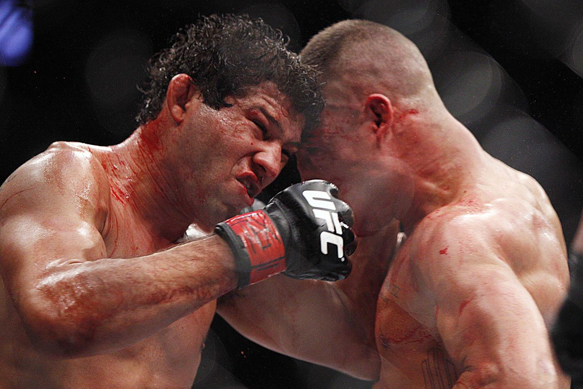 Bloody Elbow 2013 Year-End MMA Awards - Best Fight ...