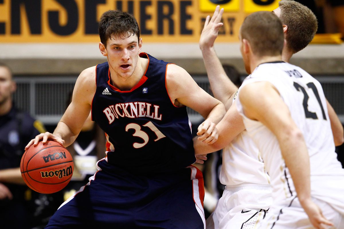 Patriot League basketball standings 2013: Mike Muscala ...