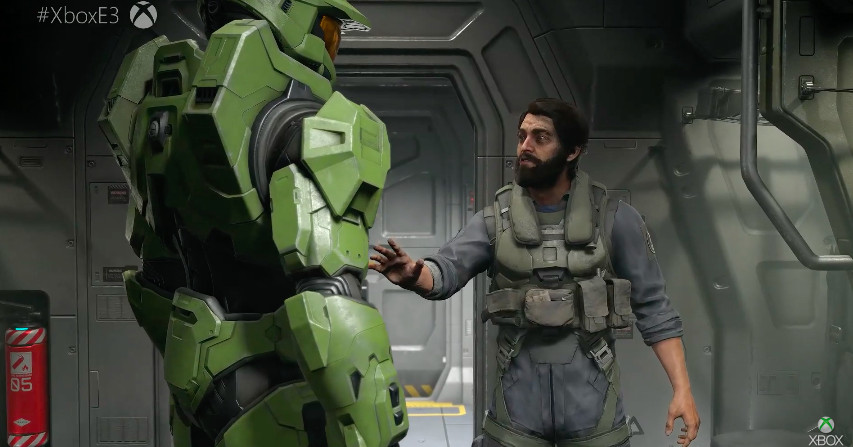 Halo Infinite Is A Project Scarlett Launch Game Polygon