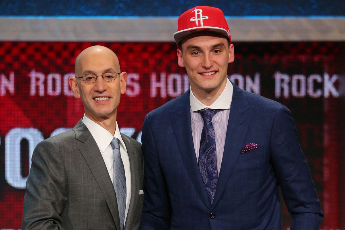 If Dekker is half as awesome for Houston sports as Watt, we've got a lot to look forward to.