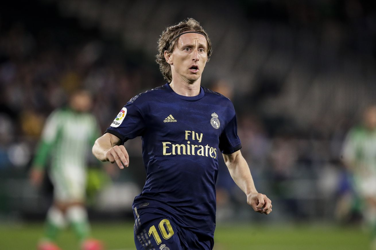 Modric to stay in Real Madrid until 2021 -report