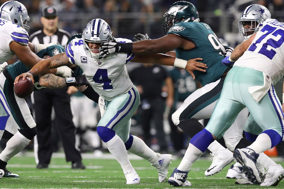 Cowboys Vs Eagles Five Critical Plays That Shaped The Game