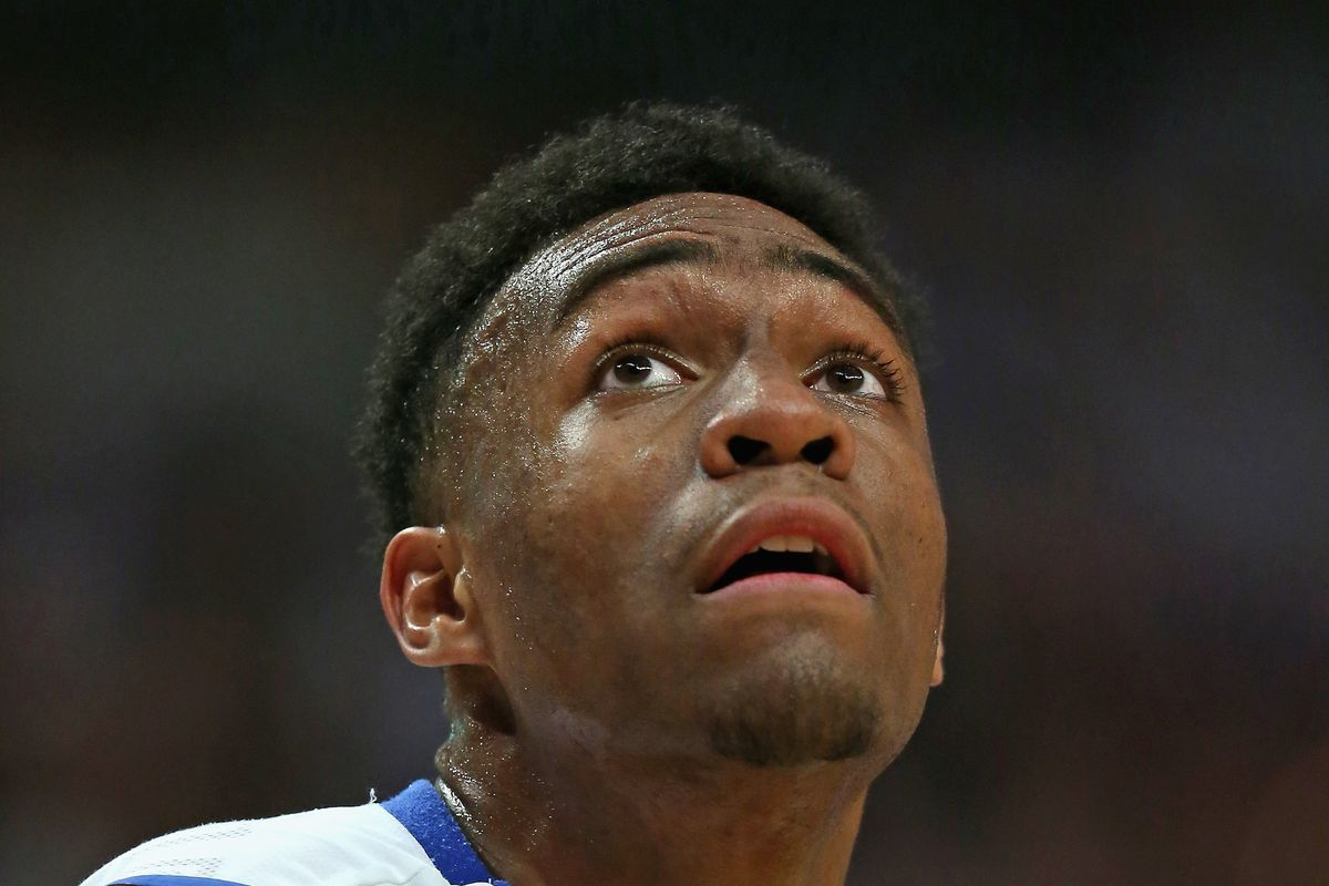 Things are looking up for Jabari Parker