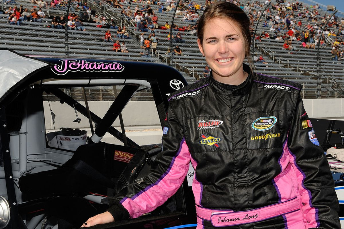 Should Female Drivers Have Their Own Professional Racing