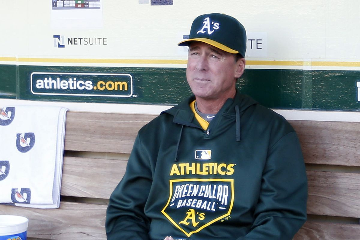 Bob Melvin is surely pleased that his team gained nine games in the pretend standings in only one day.