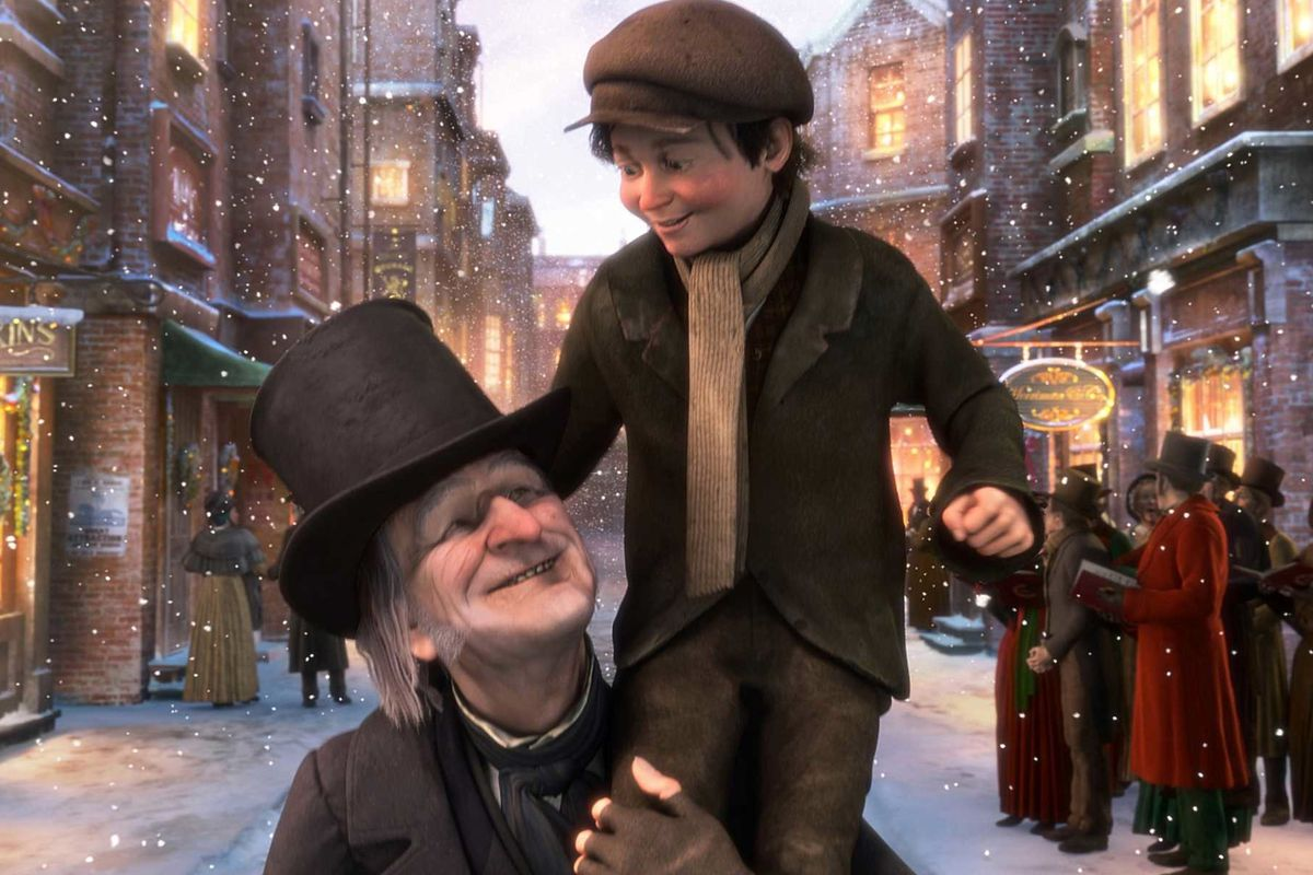 Christmas Carol Scrooge.A Christmas Carol Is A Defense Of Charity And Capitalism Vox