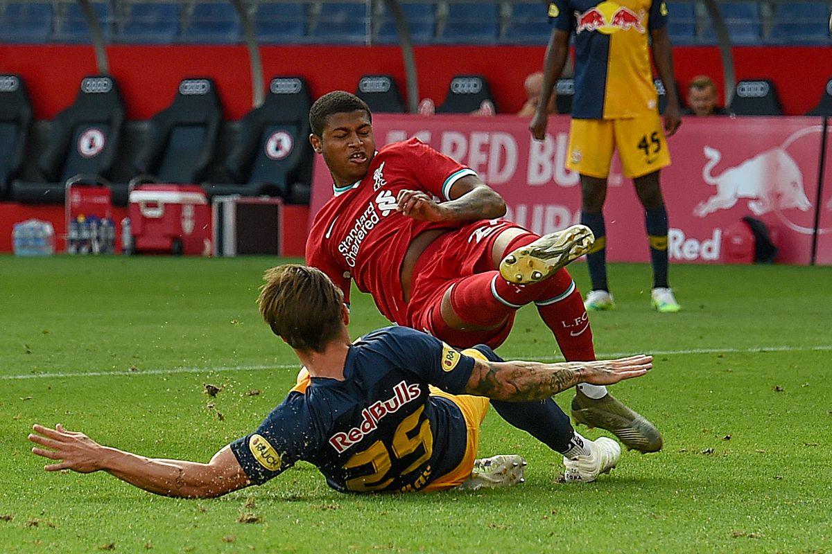 Liverpool v Salzburg - Pre-Season Friendly